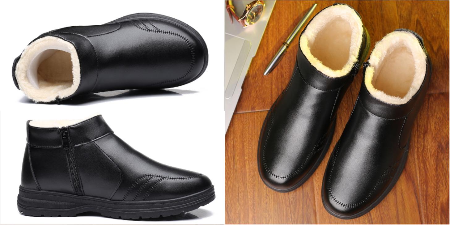 Добротна і універсальна чоловіче взуття від GRAM EPOS