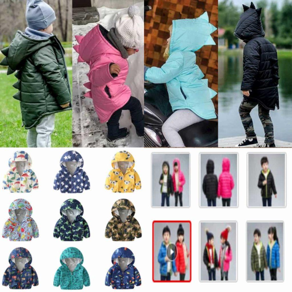 дешевые детские куртки