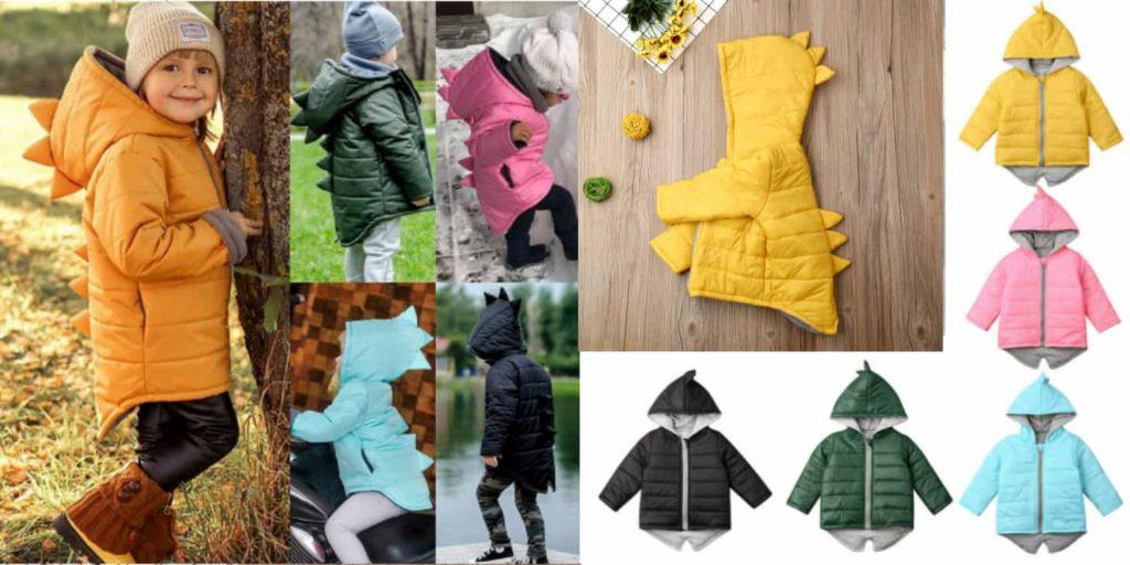 Дешеві дитячі куртки: практична модель від pudcoco