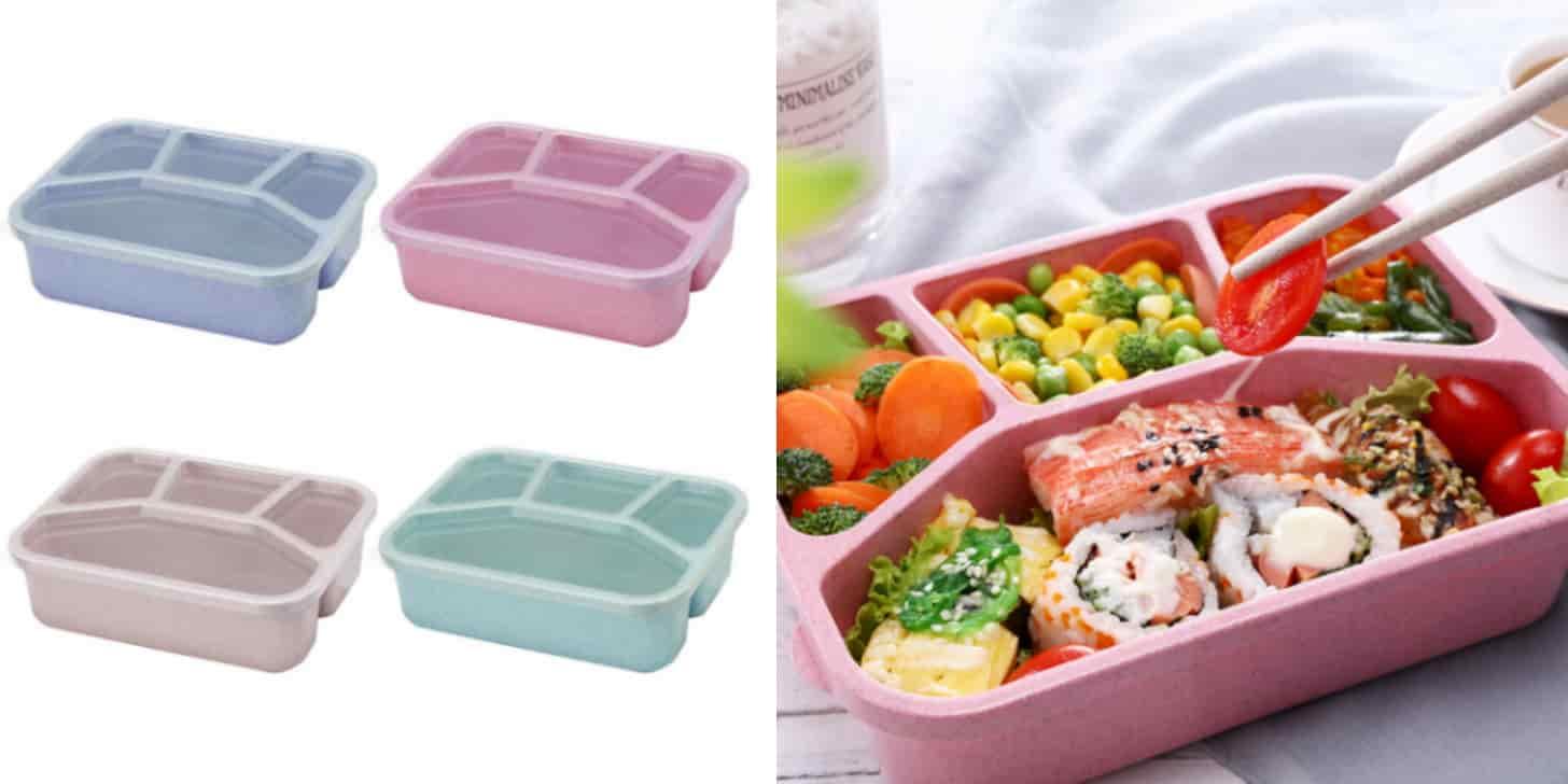 Містка коробка для їжі від Joshelive