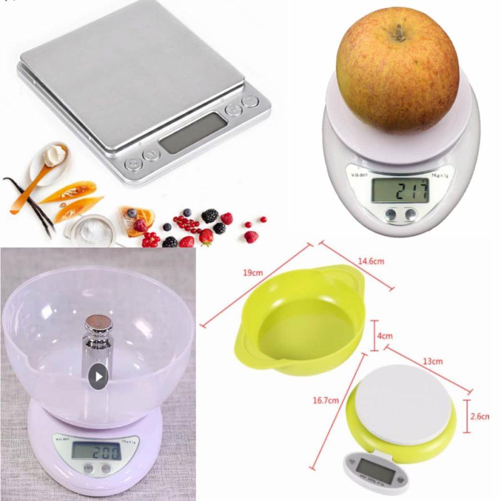 дешевые кухонные весы